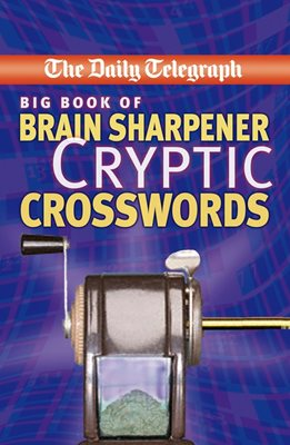 Book cover for The Daily Telegraph Big Cryptic...